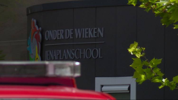 Brand verwoest Eindhovense basisschool Onder De Wieken