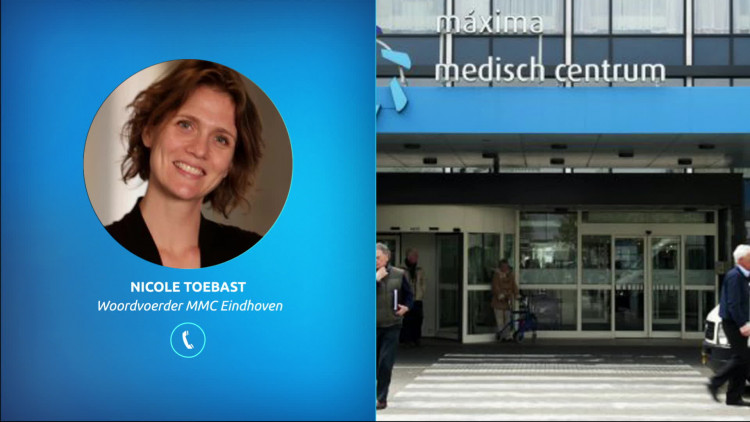 Het Máxima Medisch Centrum met locaties in Eindhoven en Veldhoven is medische digitale foto's als echo's en endoscopieën kwijt.
