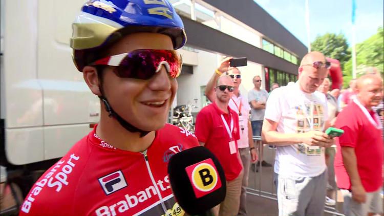 Dylan Groenewegen hoopt op zijn derde sprintzege in de Ster ZLM toer