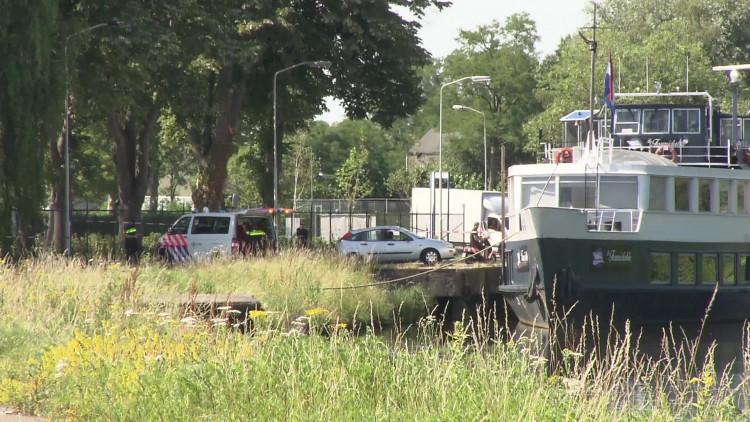 Dode vrouw gevonden in rivier De Mark in Breda