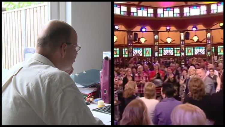 Ronnie Tober maakt comeback op Tilburgse kermis door Tilburgse liedjesschrijver