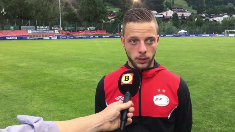 Bart Ramselaar benieuwd naar toekomst PSV