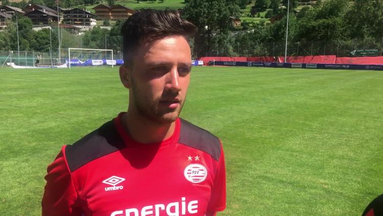 Luuk Koopmans hoopt op plek achter Zoet bij PSV