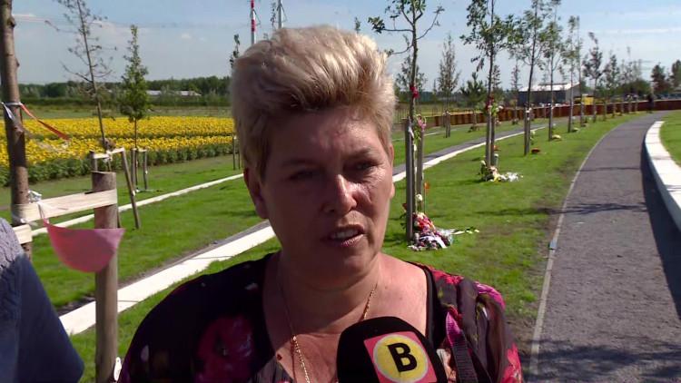 Familie De Roo reageert na de Mh17-herdenkingsbijeenkomst