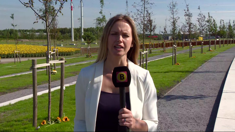 Opening Nationaal Monument voor slachtoffers MH17