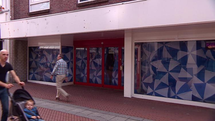 Oosterhout krijgt hulp van de provincie om leegstand tegen te gaan.