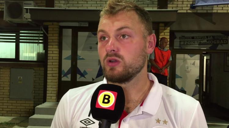 'Er moeten dingen veranderen', doelman Jeroen Zoet na de nederlaag van PSV tegen Osijek