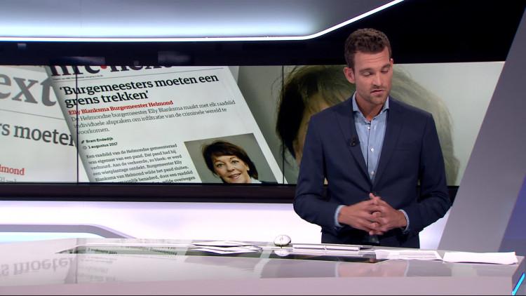 Burgemeester Elly Blanksma betuigt spijt voor onrust in Helmondse politiek