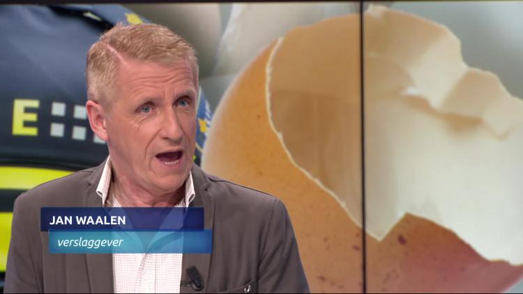 Verslaggever Jan Waalen over invallen in het Fipronil-onderzoek