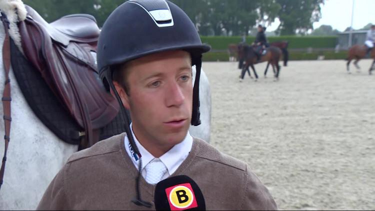 Voor Michael van der Vleuten voelt het alsof hij voor eigen publiek rijdt tijdens de Global Champions Tour