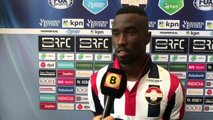 Fernando Lewis na Willem II - Excelsior