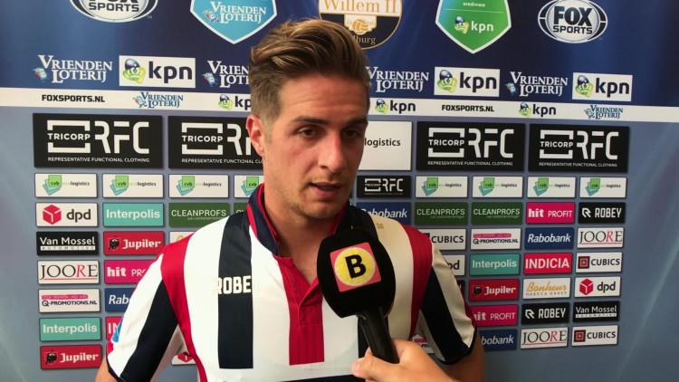 Jordens Peters na Willem II - Excelsior