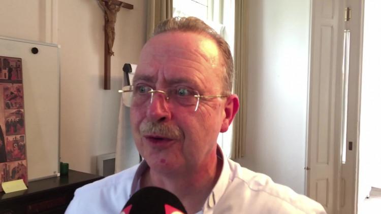 Pastoor Theo van Osch uit Uden wordt kluizenaar