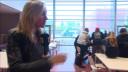 Verslaggeefster Birgit nam maandagochtend polshoogte bij de winnaars