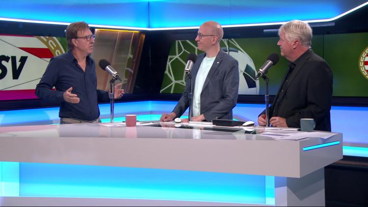 Voetbalanalist Aad de Mos over matige prestaties PSV en Willem II