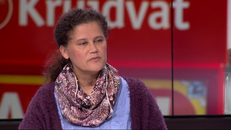 Anita van Ravenstein van RADAR, het antidiscriminatiebureau waar Ingrid zich meldde.