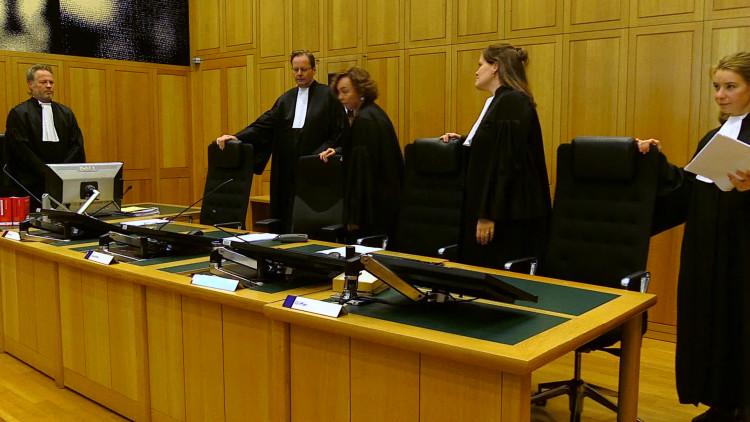 Zoon krijgt twintig jaar cel voor doden Bart Hillen