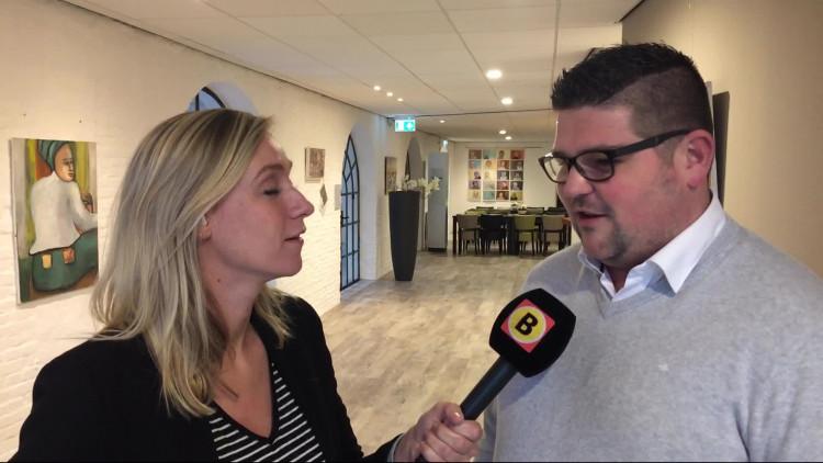 Ondernemer Robbert Kramers werd geholpen door een coach