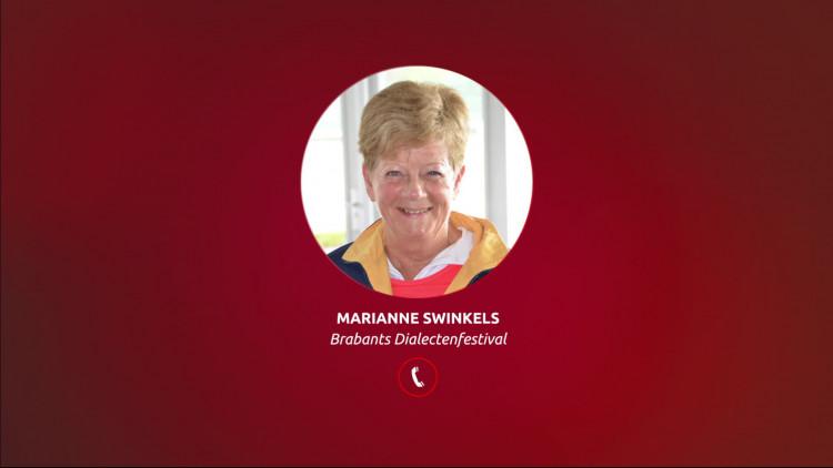 Marianne Swinkels bij Brabants Bont