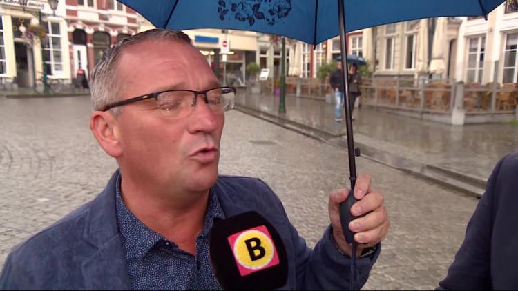 Bergen op Zoom maakt zich Sterck voor Sint Maarten.