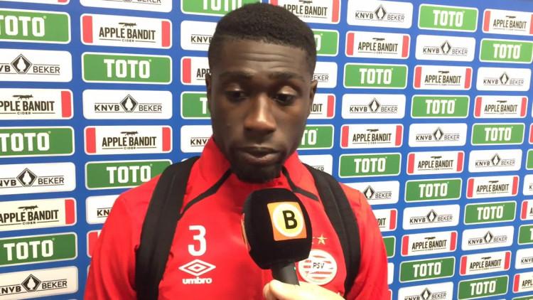 Derrick Luckassen scoort eerste PSV-goal: 'Gewoon een goal, meer niet'