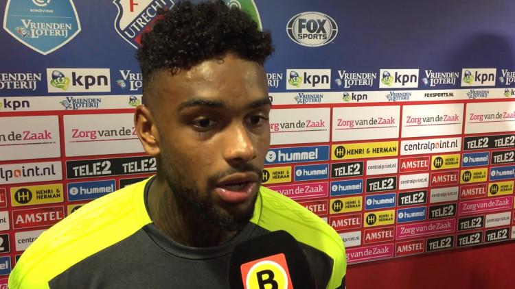Jürgen Locadia maakte er vier tegen FC Utrecht, maar had er meer willen maken
