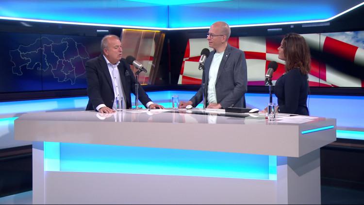 Peter van der Velden over de herindeling Land van Cuijk