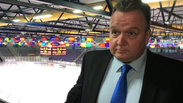 Trappers-voorzitter Ron van Gestel voor de wedstrijd: over nieuwe selectie en eventuele promotie