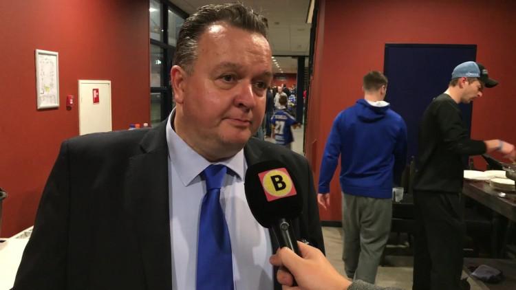 Trappers-voorzitter Ron van Gestel over de mist: 'We hebben er alles aan gedaan'