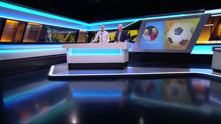 'Het gaat de goede kant op met PSV', aldus clubicoon Willy van de Kerkhof