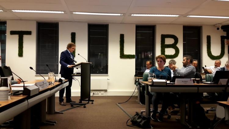 Theo Weterings nieuwe burgemeester Tilburg