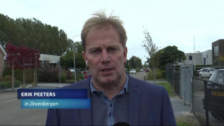 Verslaggever Erik Peeters over de diefstal van politiekleding in Zevenbergen