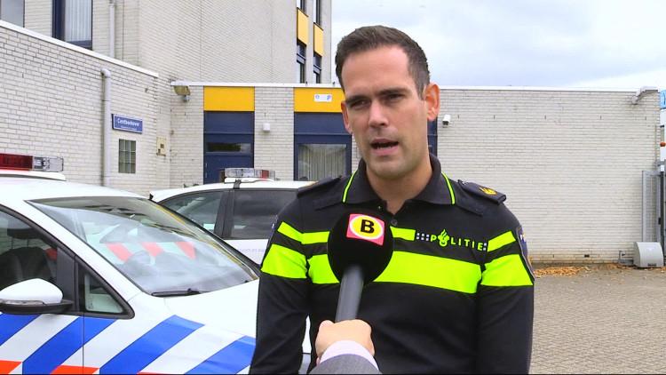 Inval autoverhuurbedrijf in Den Bosch