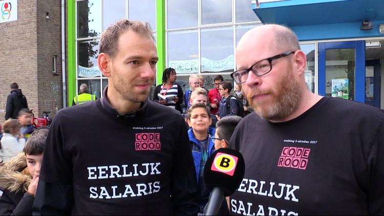 Brabantse leraren gaan staken