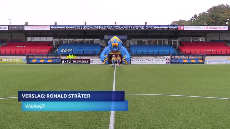 Voetbalclub RKC Waalwijk gaat eenzame ouderen helpen.