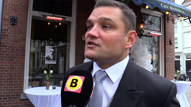 23 stelletjes hertrouwden in Café Reinders in Den Bosch
