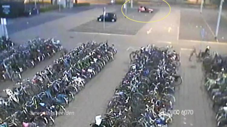Een ontvoering bij station Eindhoven. Wie schoot er te hulp?