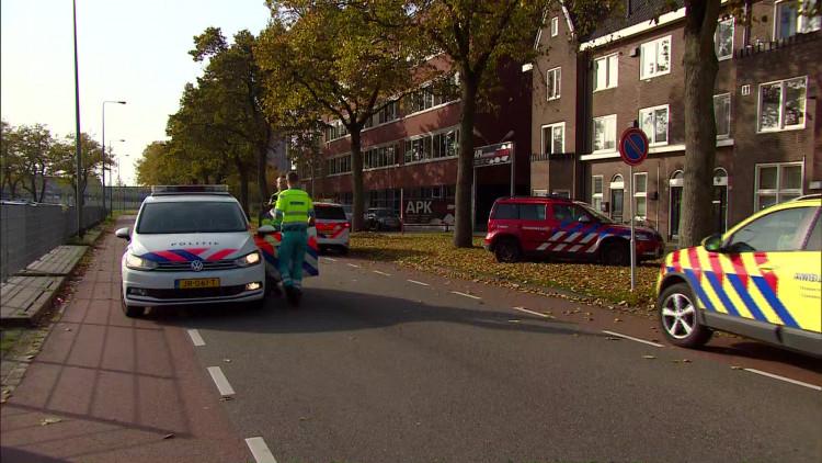 Bij een bedrijf in Den Bosch ontplofte een gascilinder met 50 liter ammoniak, 5 mensen raakten lichtgewond.