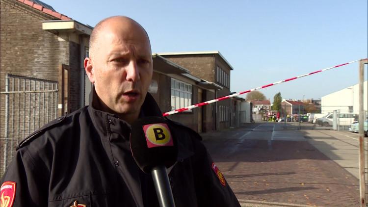 Een woordvoerder van de brandweer over de explosie in Den Bosch.