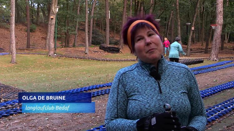 Na 25 jaar eindelijk weer een langlaufwedstrijd in Nederland