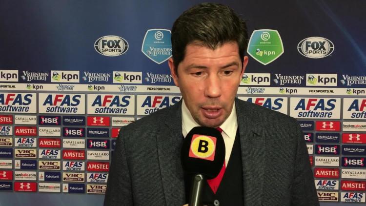 Erwin van de Looi na AZ - Willem II: 'Weekje vrij komt goed uit'