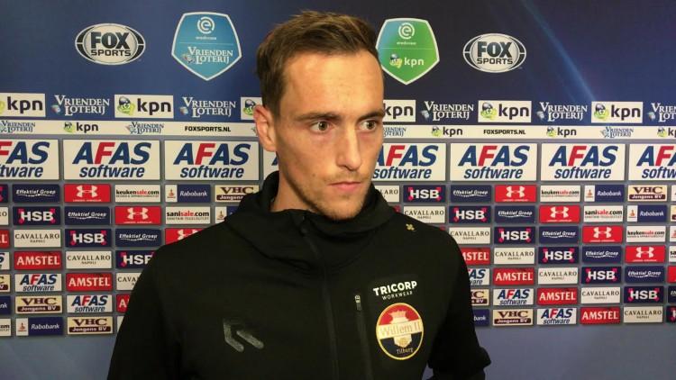 Freek Heerkens na AZ - Willem II: 'Ik kookte echt van woede'