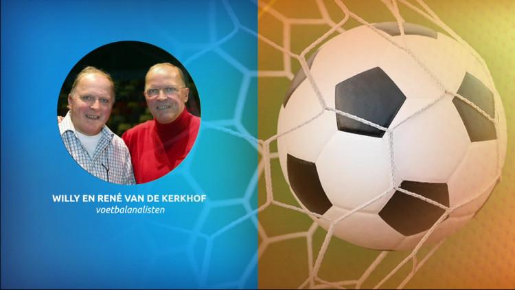 Willy en René van de Kerkhof blij met enorme voorsprong PSV: 'Maar één zwaluw maakt nog geen zomer'