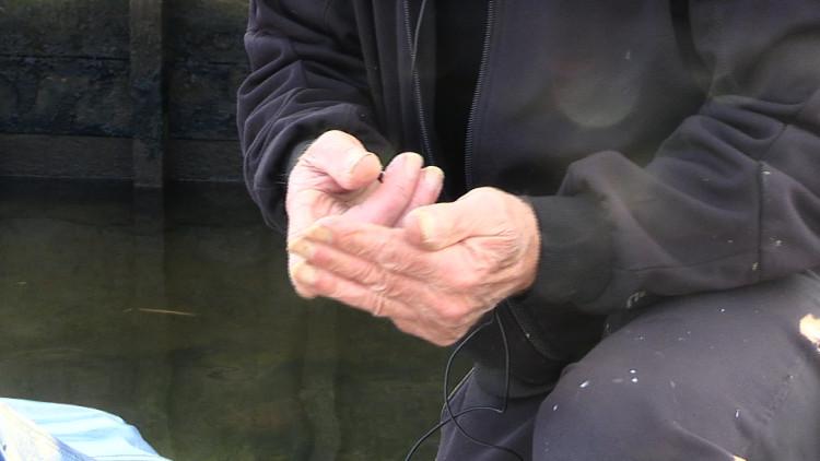 Henk Zijlmans komt al 55 jaar in jachthaven Hermenzeil in Raamsdonk: 't Is alles nie meer'