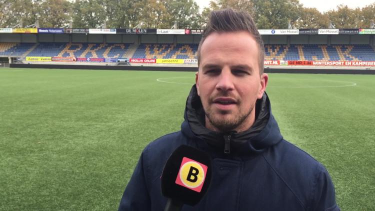 RKC-directeur Frank van Mosselveld over grap met materiaalman