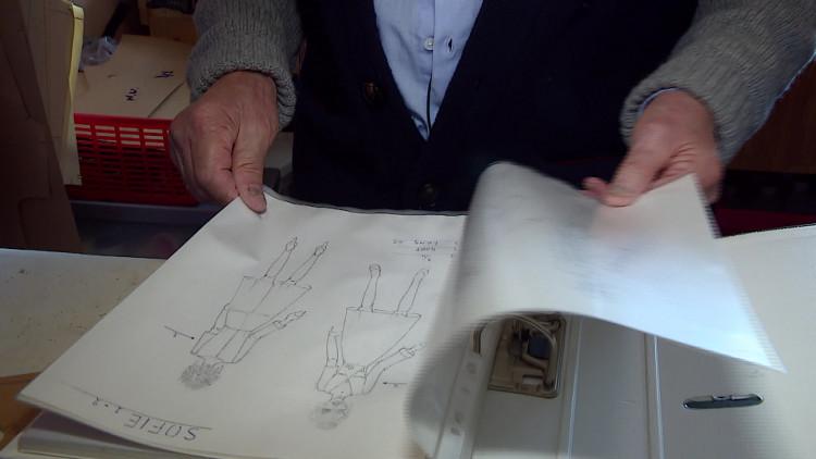 Peter Dau is 79 en brengt een modecollectie uit