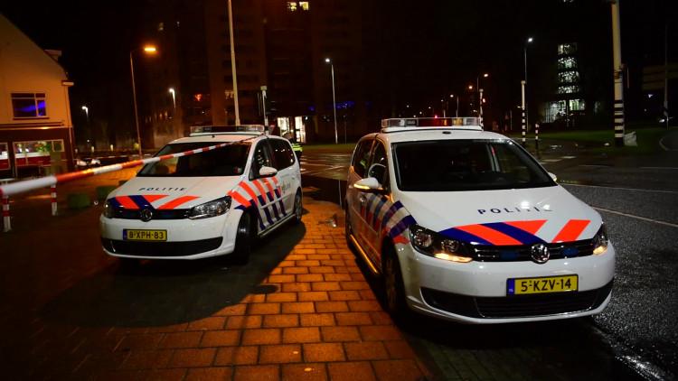 De man werd na de steekpartij bewusteloos op straat gevonden in Eindhoven