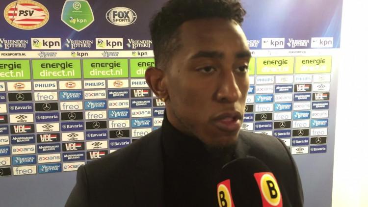 Joshua Brenet na PSV-Sparta