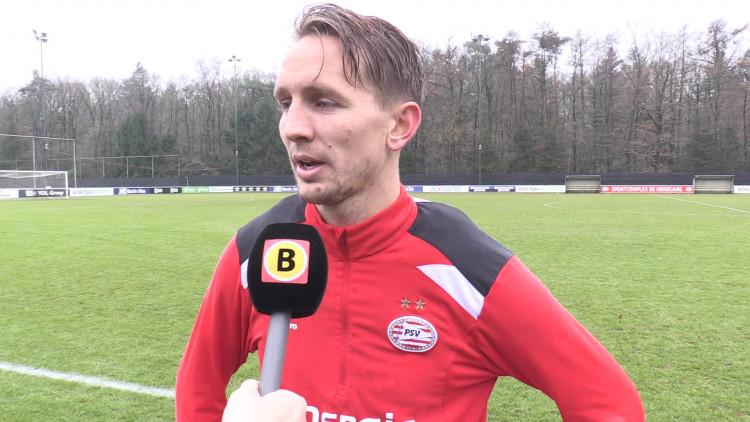 Luuk de Jong wil met PSV de K.O. toedienen aan Ajax