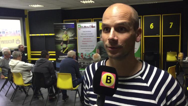 Sander van den Anker van Teamplay@NAC wil levens redden met reanimatiecursus
